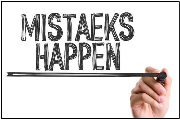 COLLEGE RECRUITING: 10 COMMON MISTAKES MADE BY RECRUITS