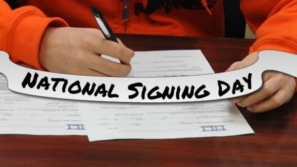 NATIONAL LETTER OF INTENT: AFTER YOU SIGN, IT'S TIME TO WORK EVEN HARDER